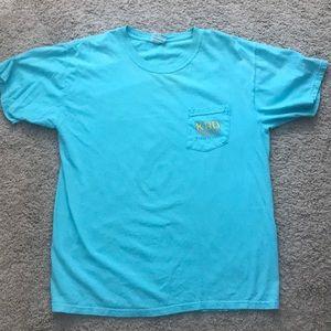 LSU KAO throwback Thursday sorority event t shirt